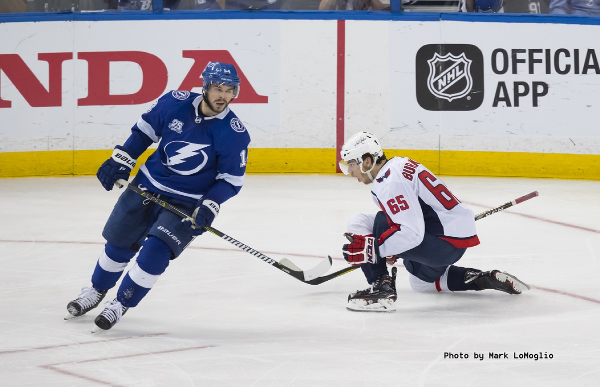 How to watch Captials vs. Lightning Game 7